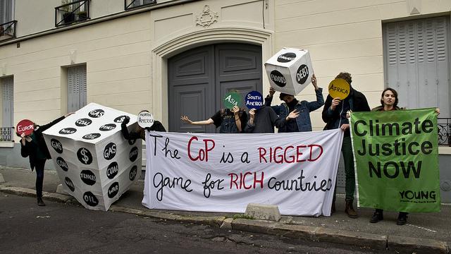 Debunking the Paris Agreement