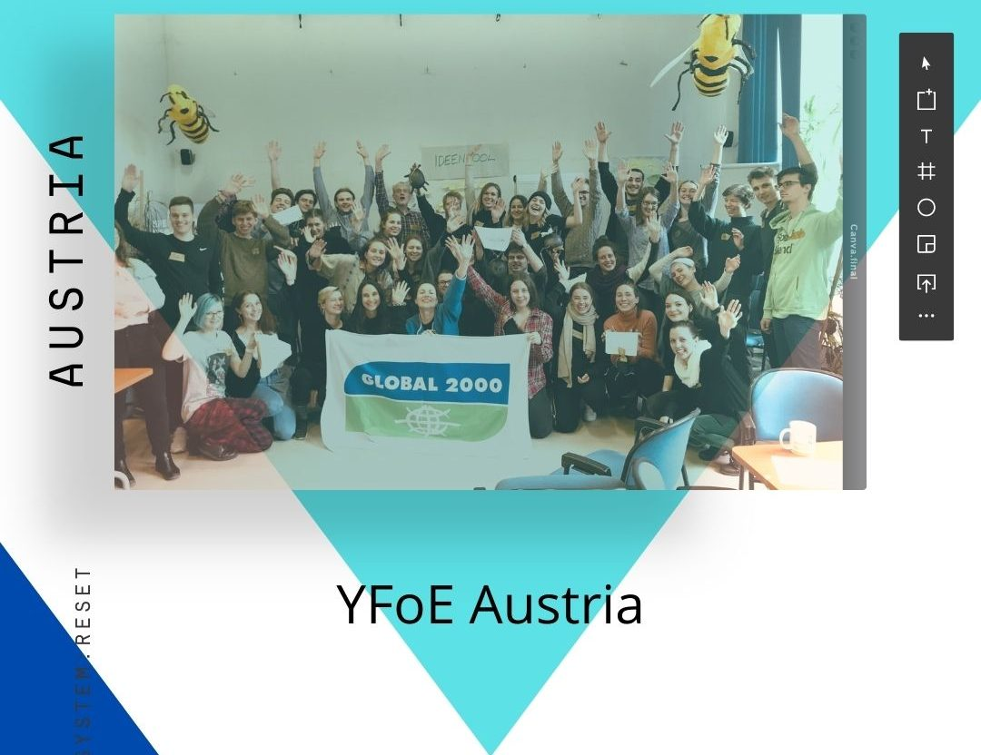 System reset cover photo - Austria
