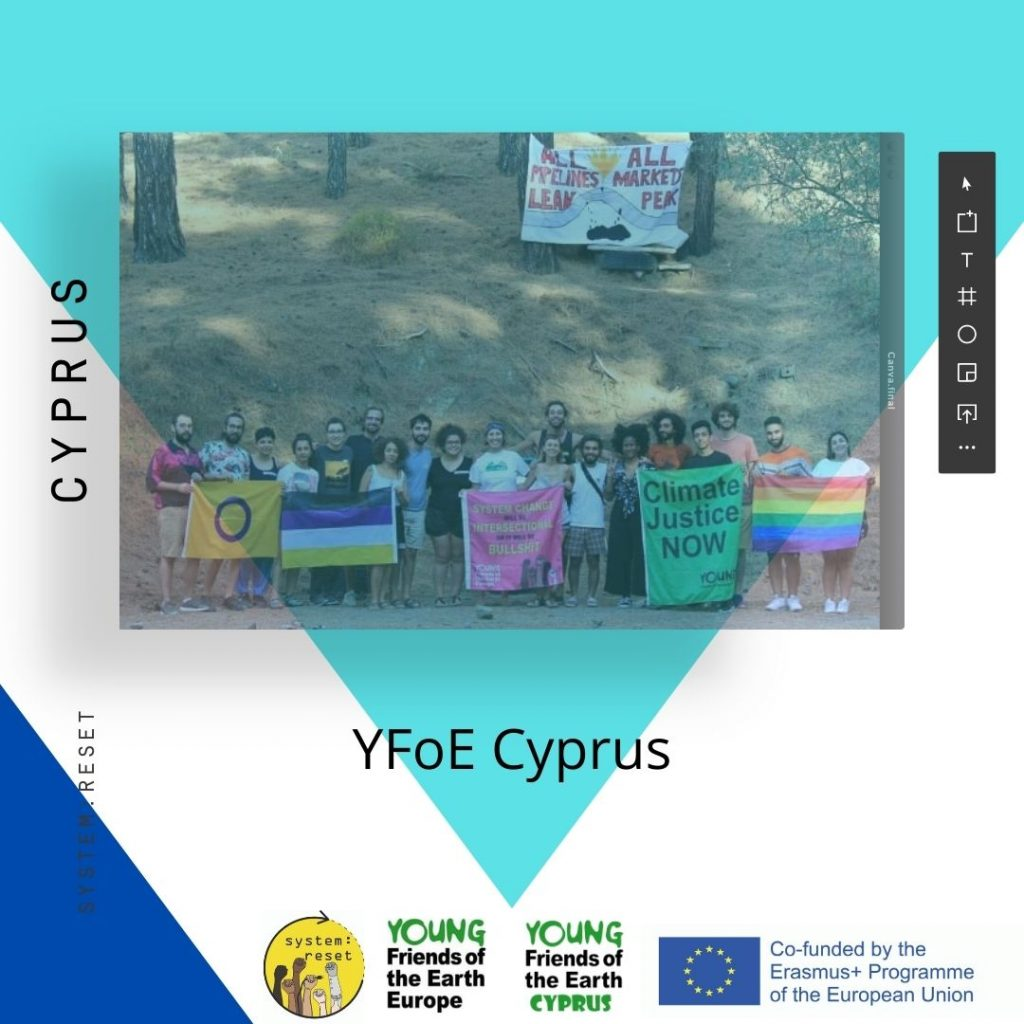 System reset cover photo - Cyprus