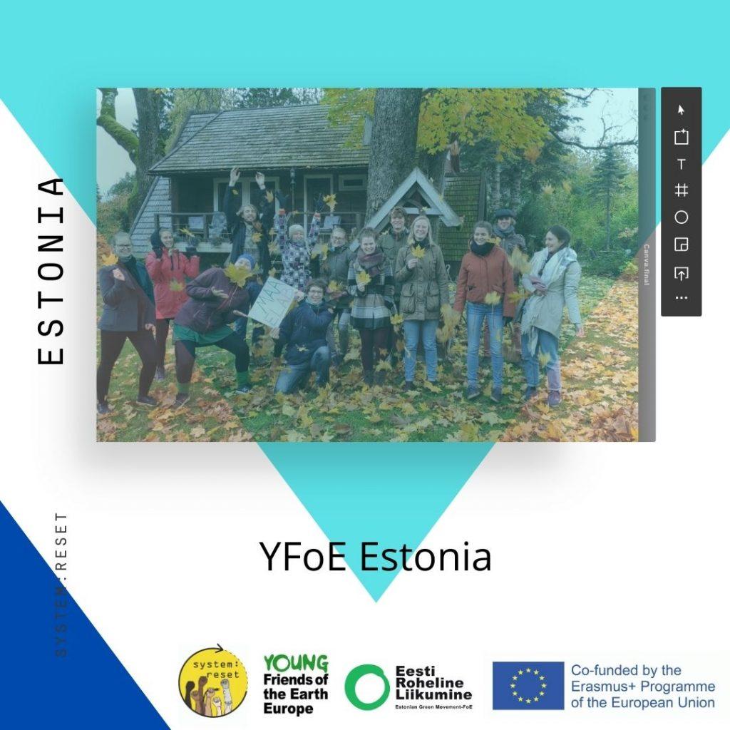 System reset cover photo - Estonia
