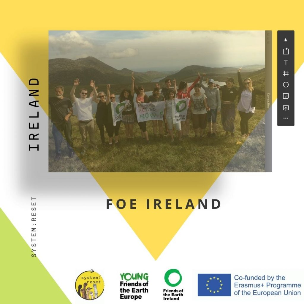 System reset cover photo - Ireland